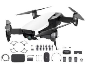 DJI Mavic Air Fly More Combo – Arctic White