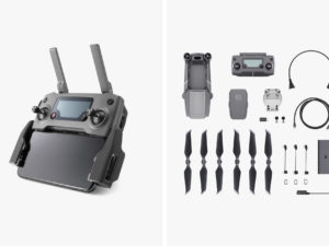 DJI MAVIC 2 ZOOM with 2x Optical ZOOM. 12 MP Camera + FLY MORE COMBO KIT