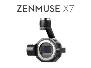 DJI ZENMUSE X7 (No Lens)