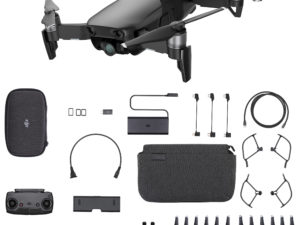 DJI MAVIC AIR FLY MORE COMBO – BLACK