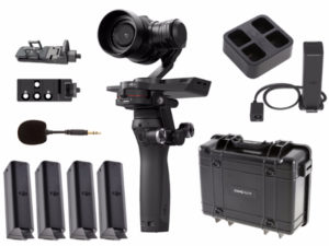 DJI Osmo RAW Combo 4K Camera and 3-Axis Gimbal X5R RAW. FREE EXTRA 512GB SSD !!!
