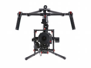 DJI RONIN-MX WITH GRIP AND WIRELESS CONTROLLER